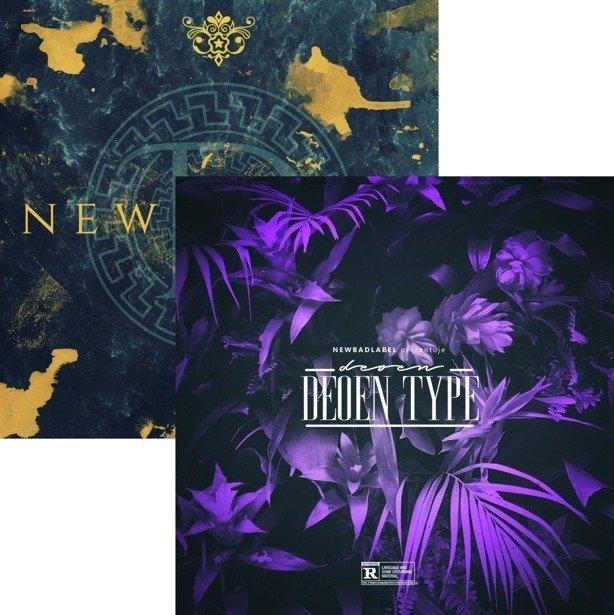 DEOEN: TYPE + NEW GAMES (2CD)