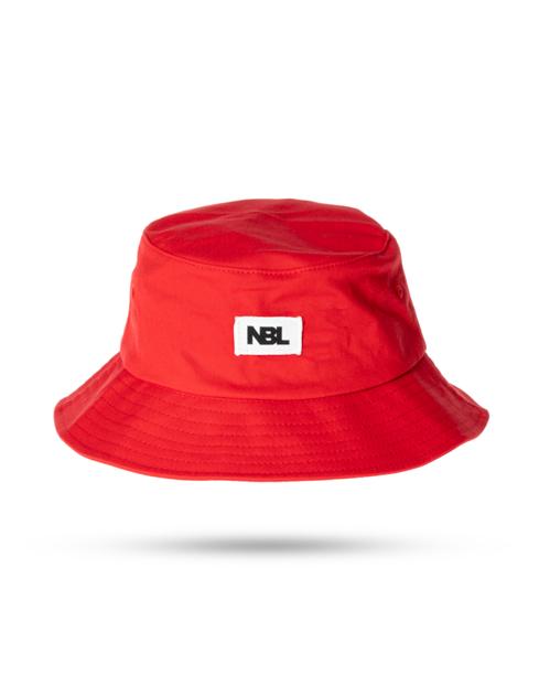 KAPELUSZ BASIC RED