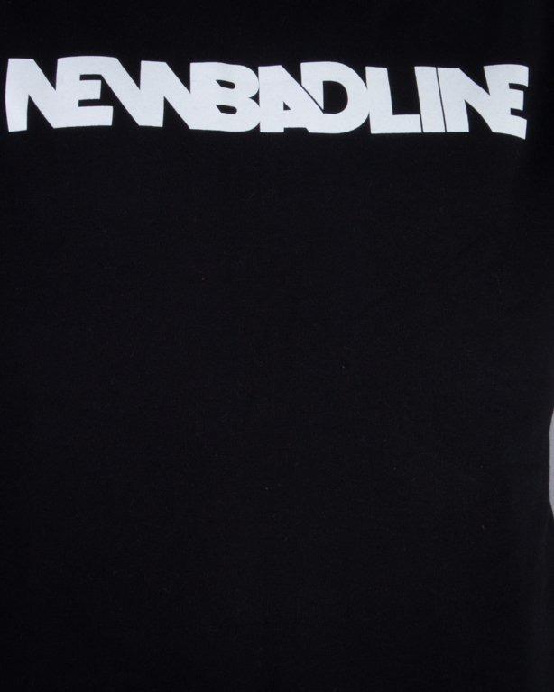 NEW BAD LINE BLUZA BEZ KAPTURA CLASSIC BLACK