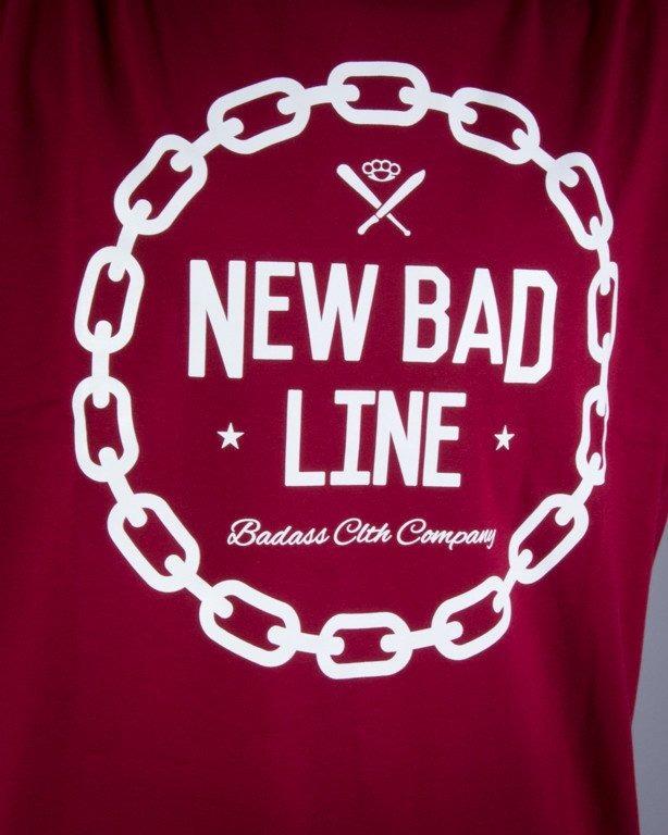 NEW BAD LINE KOSZULKA CHAIN BRICK