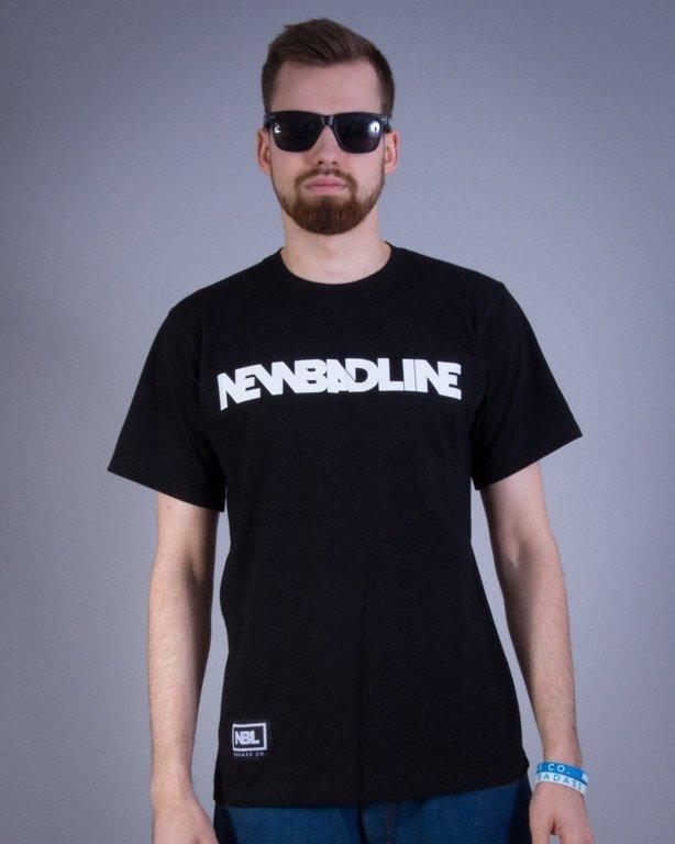 NEW BAD LINE KOSZULKA CLASSIC BLACK