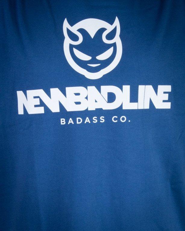 NEW BAD LINE KOSZULKA DEVIL NAVY BLUE