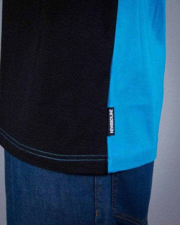 NEW BAD LINE KOSZULKA ICON BLACK-BLUE-WHITE