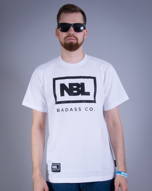 NEW BAD LINE KOSZULKA ICON WHITE