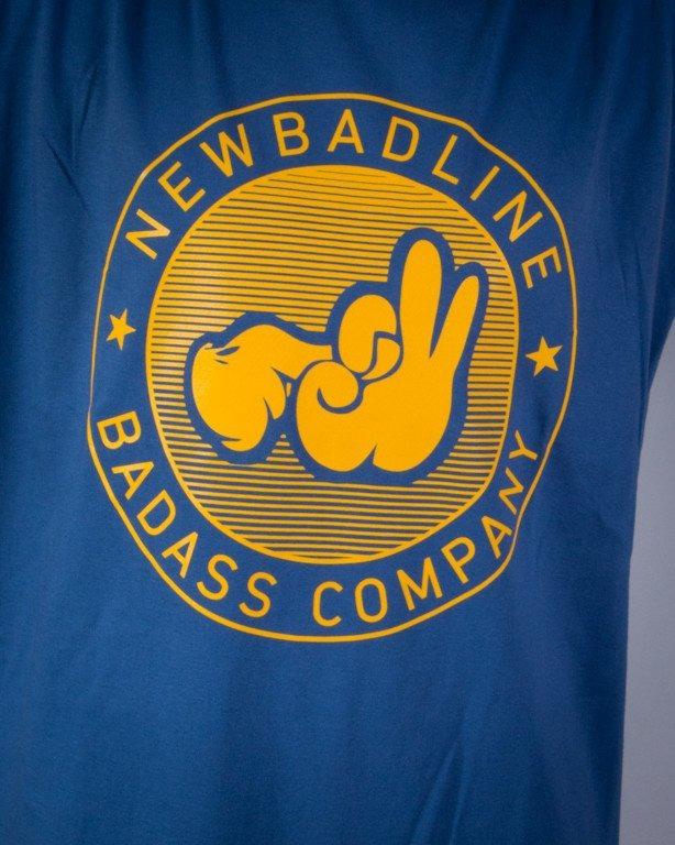 NEW BAD LINE KOSZULKA LOVE NAVY BLUE