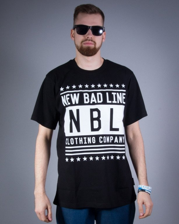 NEW BAD LINE KOSZULKA SWAG BLACK
