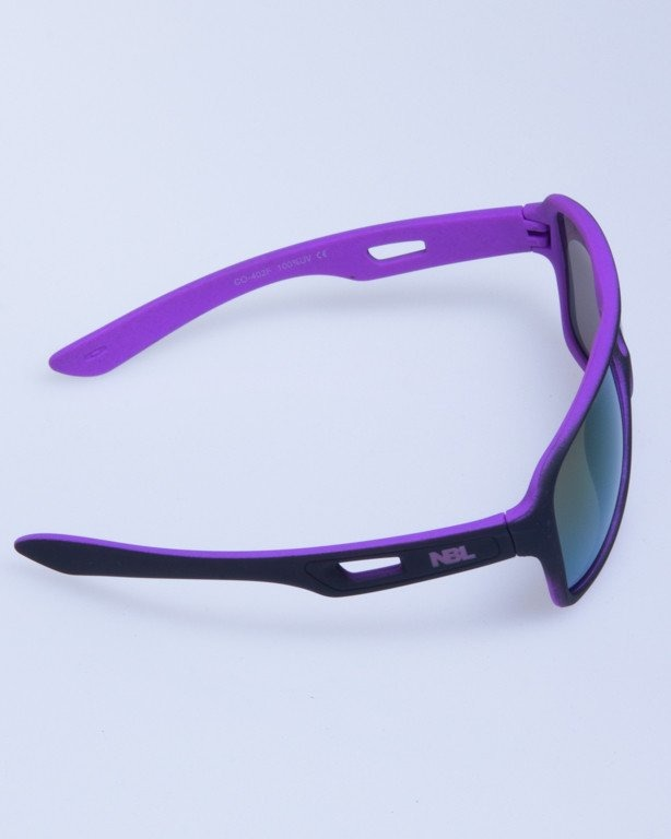 NEW BAD LINE OKULARY BIG INSIDE MIRROR RUBBER 295