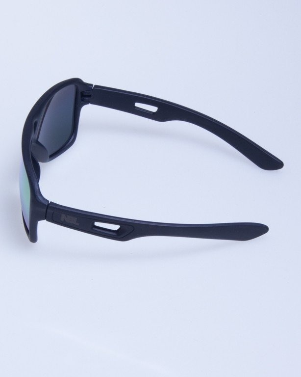NEW BAD LINE OKULARY BIG MIRROR RUBBER 287