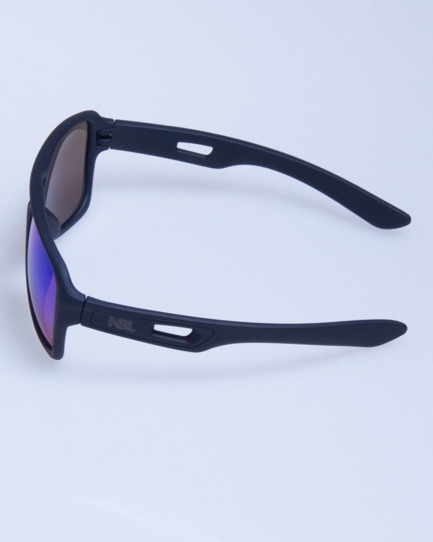 NEW BAD LINE OKULARY BIG MIRROR RUBBER 288
