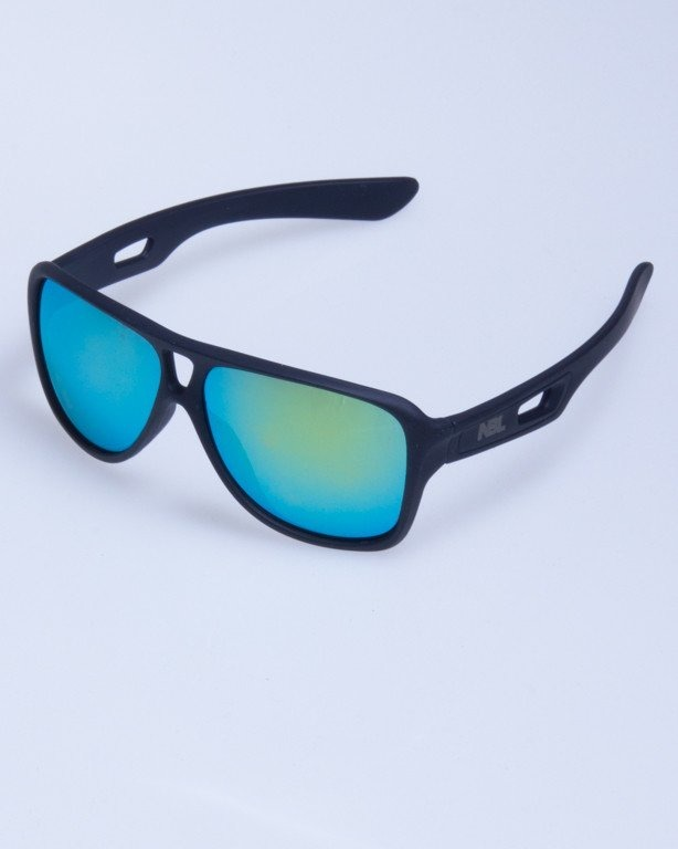 NEW BAD LINE OKULARY BIG MIRROR RUBBER 289
