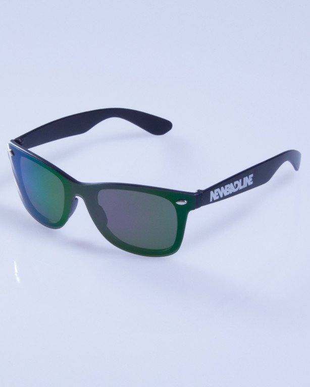 NEW BAD LINE OKULARY CLASSIC ALL GLASS MIRROR 233