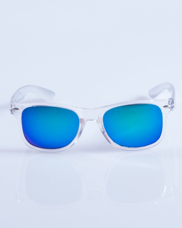 NEW BAD LINE OKULARY CLASSIC INOX 348