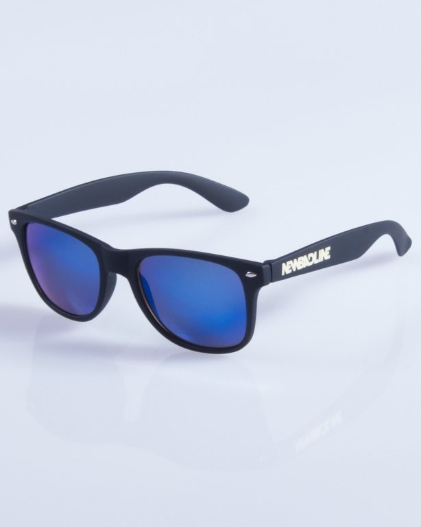 NEW BAD LINE OKULARY CLASSIC MIRROR RUBBER 330