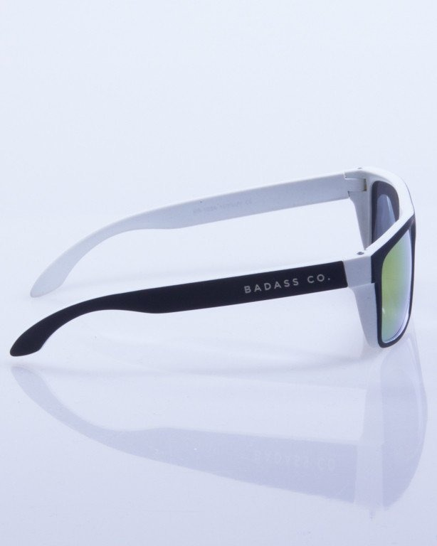 NEW BAD LINE OKULARY LOW MIRROR RUBBER 306
