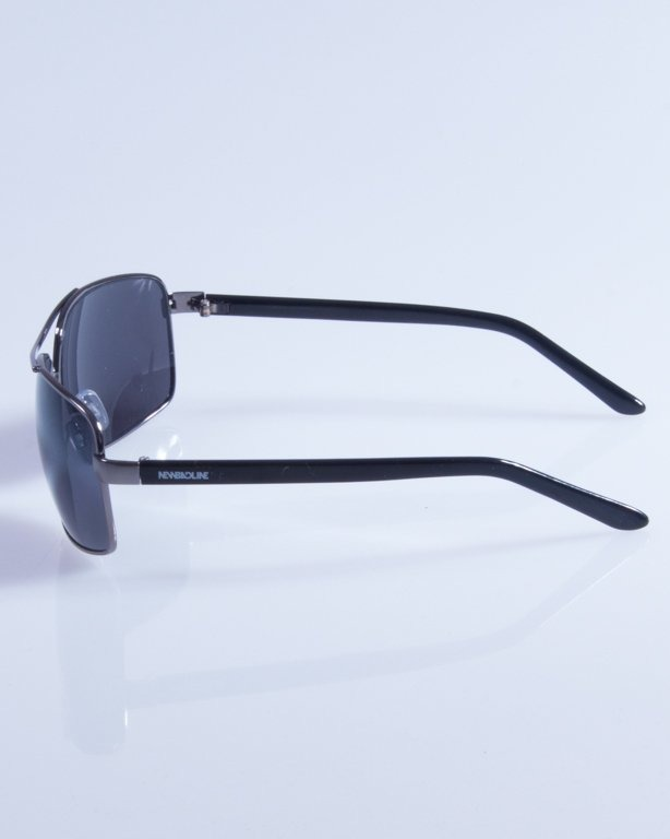 NEW BAD LINE OKULARY METAL 440
