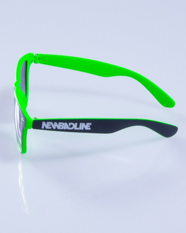 NEW BAD LINE OKULARY ROUND INSIDE 222