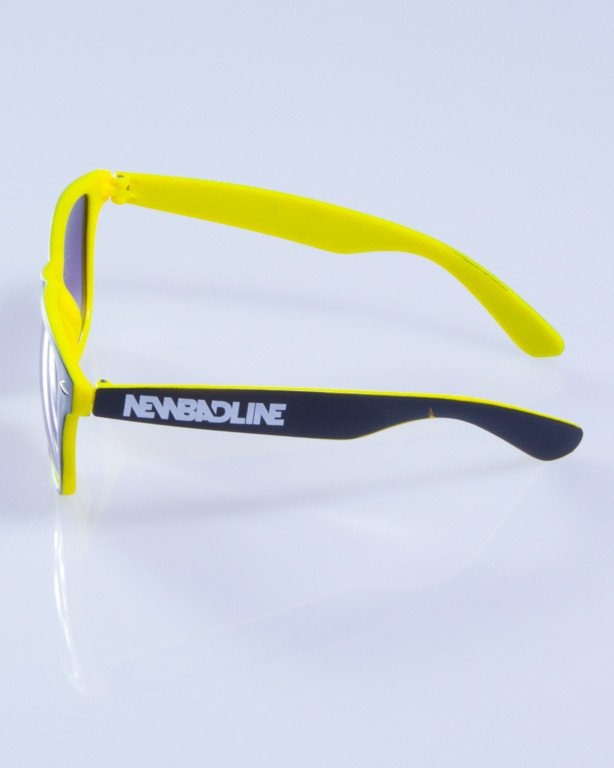 NEW BAD LINE OKULARY ROUND INSIDE 226