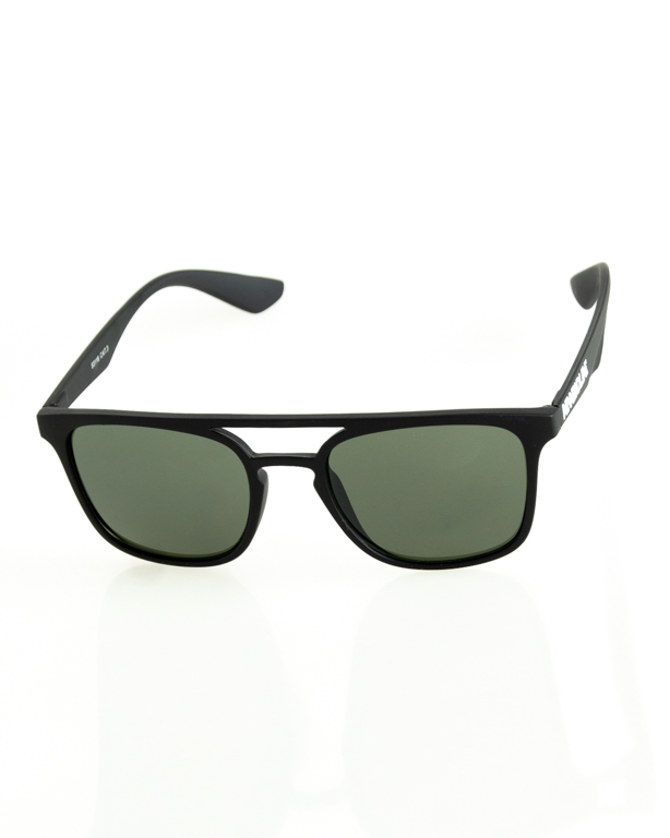 OKULARY GENTLE BLACK MAT GREEN 199