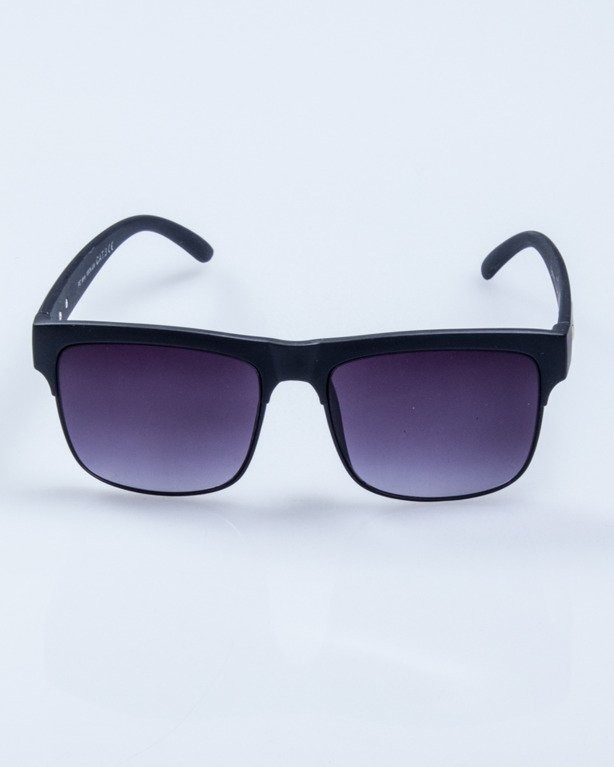 OKULARY KING BLACK MAT BLACK 514