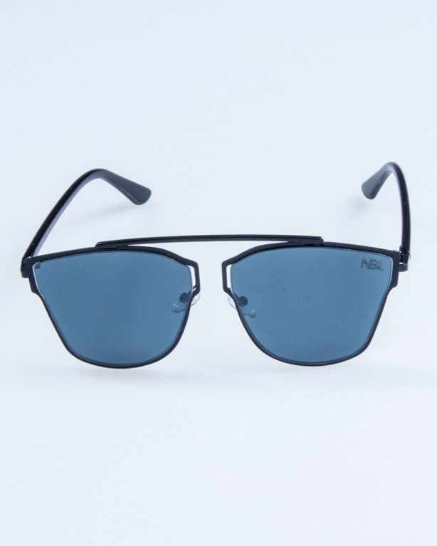 OKULARY LADY FUTURE BLACK BLACK 721