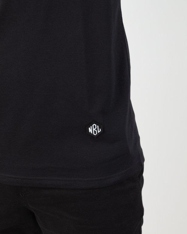 T-SHIRT CIRCLE BLACK