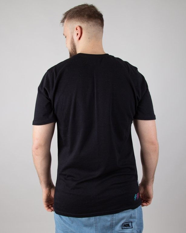 T-SHIRT COLOR BLACK