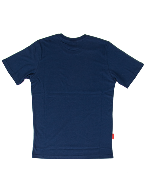 T-SHIRT CRIME NAVY