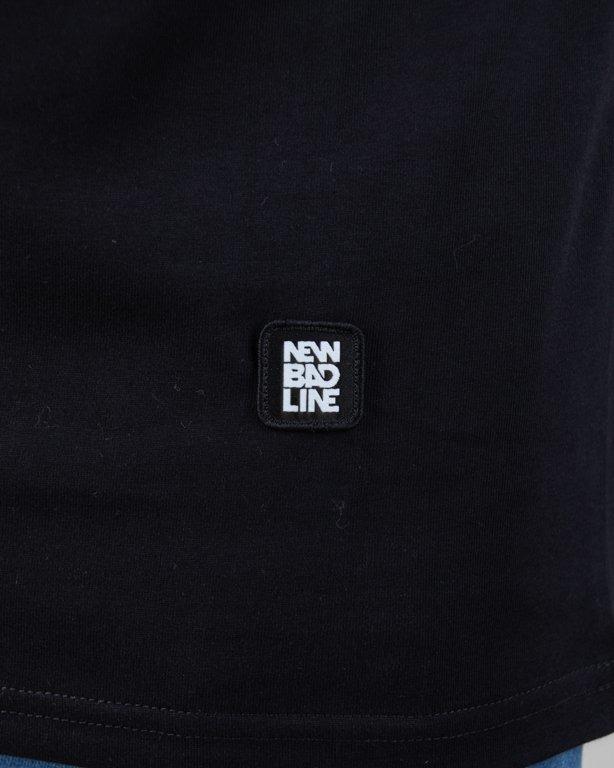 T-SHIRT CUT ICON BLACK