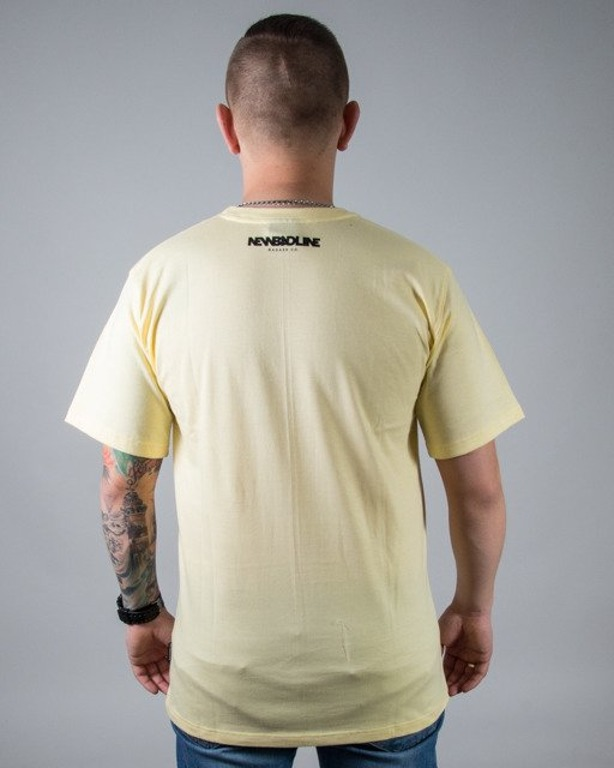 T-SHIRT NEW ICON YELLOW
