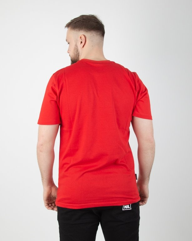 T-SHIRT NYBYLY RED