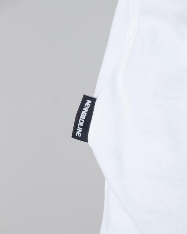 T-SHIRT PALM WHITE