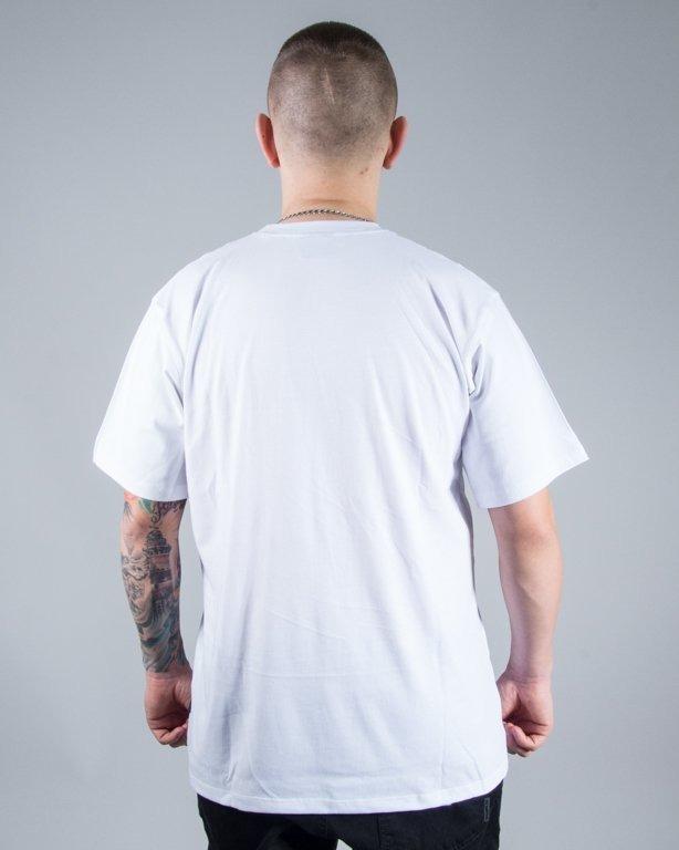 T-SHIRT SDM POCKET WHITE