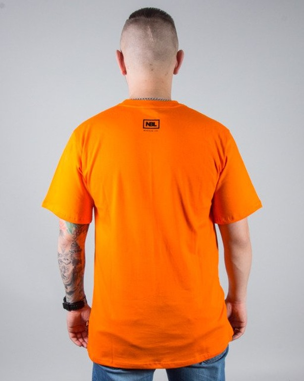 T-SHIRT SMALL CLASSIC ORANGE