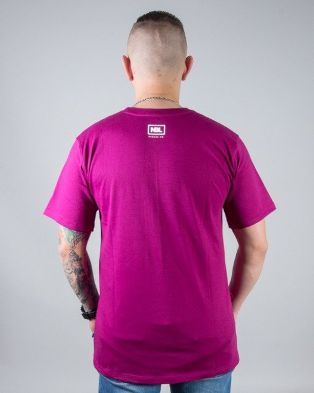 T-SHIRT SMALL CLASSIC VIOLET