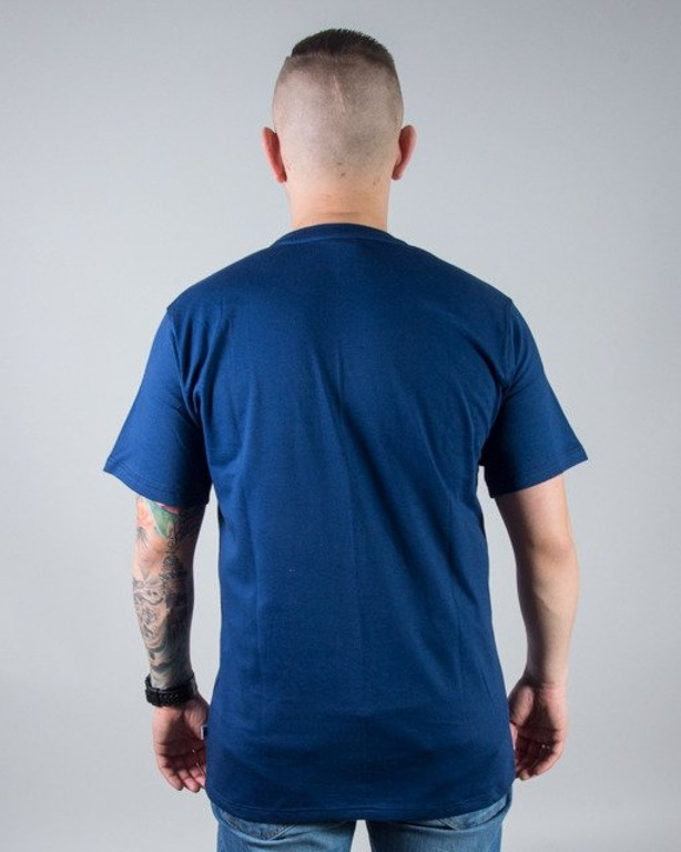 T-SHIRT SPRAY NAVY